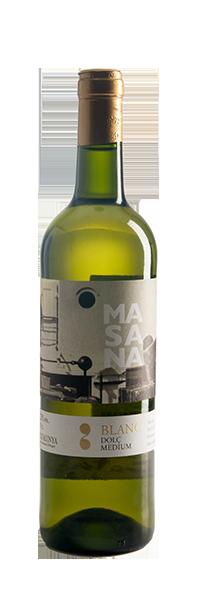 Masana Blanco Semidulce