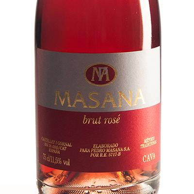 Masana Brut Rosado