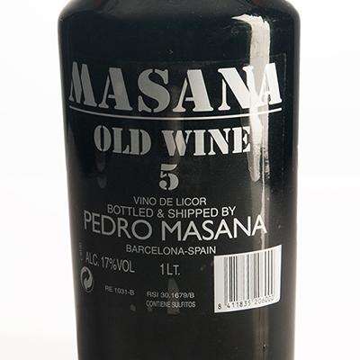 Masana Old Wine
