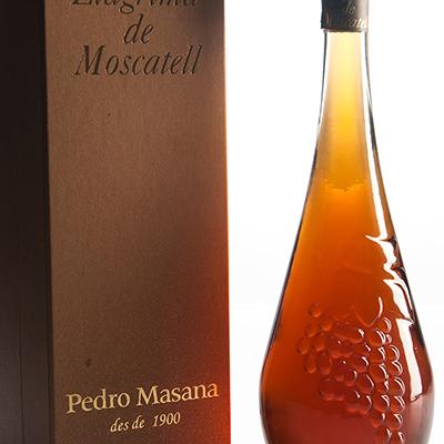Pedro Masana Llàgrima de Moscatell
