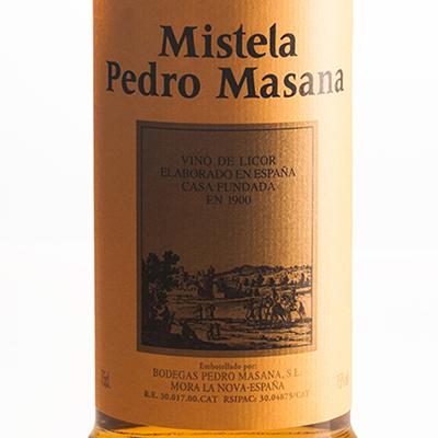 Pedro Masana Mistela