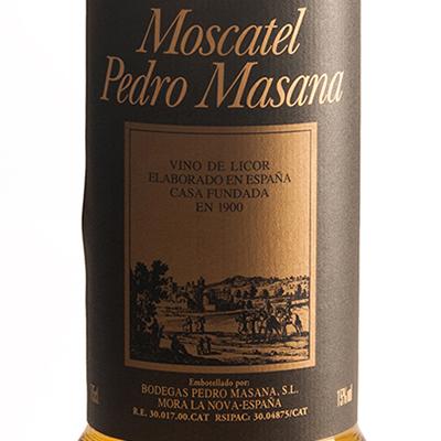 Pedro Masana Moscatel
