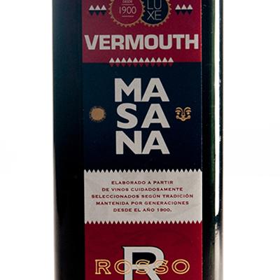 Vermouth Masana Rosso
